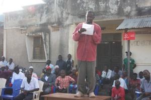 Saidi Kulaga Nyerere alisema hivi, Katibu wa CUF Mtwara mjini